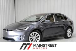2016_Tesla_Model X_60D_ Dallas TX