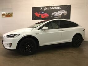Tesla Model X 75D AWD 6-Passenger ,Pano Roof 16kmi One Owner Clean Carfax 2016