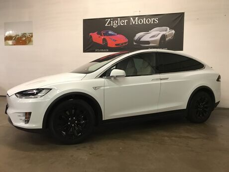 2016 Tesla Model X 75D AWD 6-Passenger ,Pano Roof 16kmi One Owner Clean Carfax Addison TX