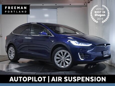 2016_Tesla_Model X_75D AWD Autopilot Air Suspension Pano Nav_ Portland OR