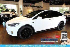 2016_Tesla_Model X_75D AWD SUV - Full Electric EV_ Scottsdale AZ