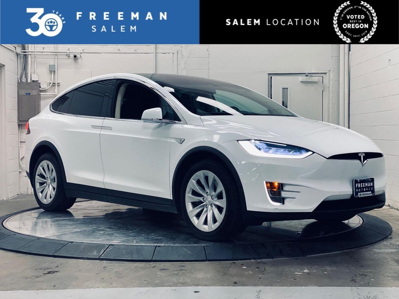 2016 Tesla Model X 75D Air Suspension Autopilot Convenience Features