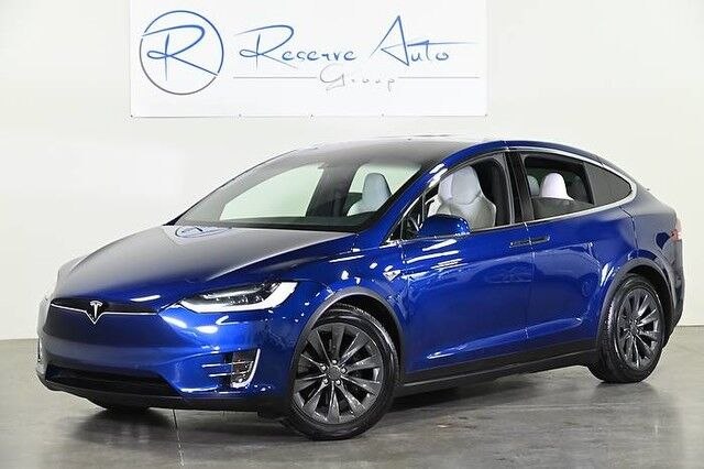2016 Tesla Model X 75D AutoPilot 3rd Row Air Suspension The Colony TX