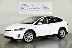 2016 Tesla Model X 75D Enhanced AutoPilot 3rd Row Air Suspension