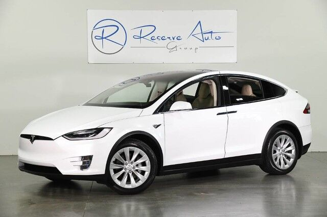 2016 Tesla Model X 75D Enhanced AutoPilot 3rd Row Air Suspension The Colony TX