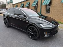 2016_Tesla_Model X_75D_ Knoxville TN