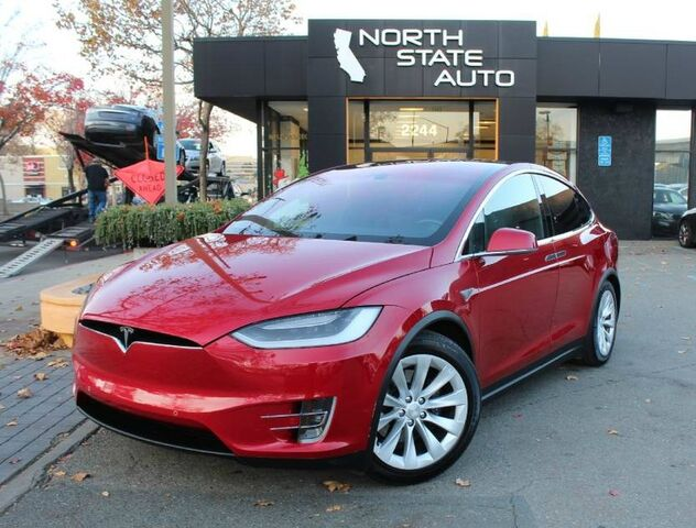 2016_Tesla_Model X_75D_ Walnut Creek CA