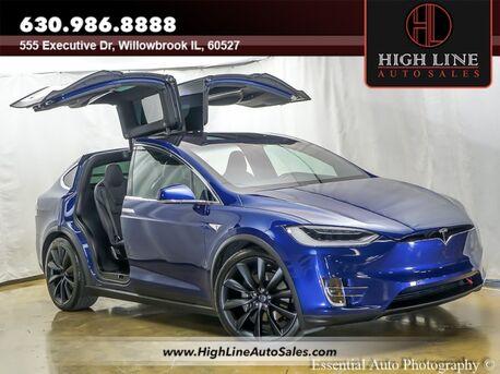 2016_Tesla_Model X_75D_ Willowbrook IL