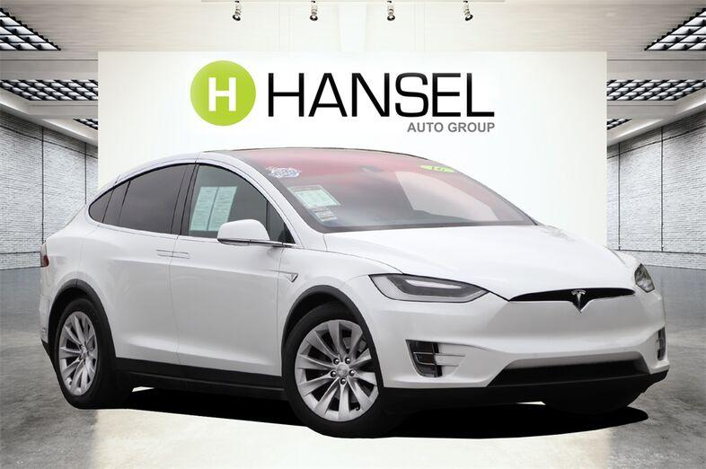 2016 Tesla Model X 90D Santa Rosa CA
