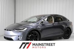2016_Tesla_Model X_90D 7 Passenger_ Dallas TX