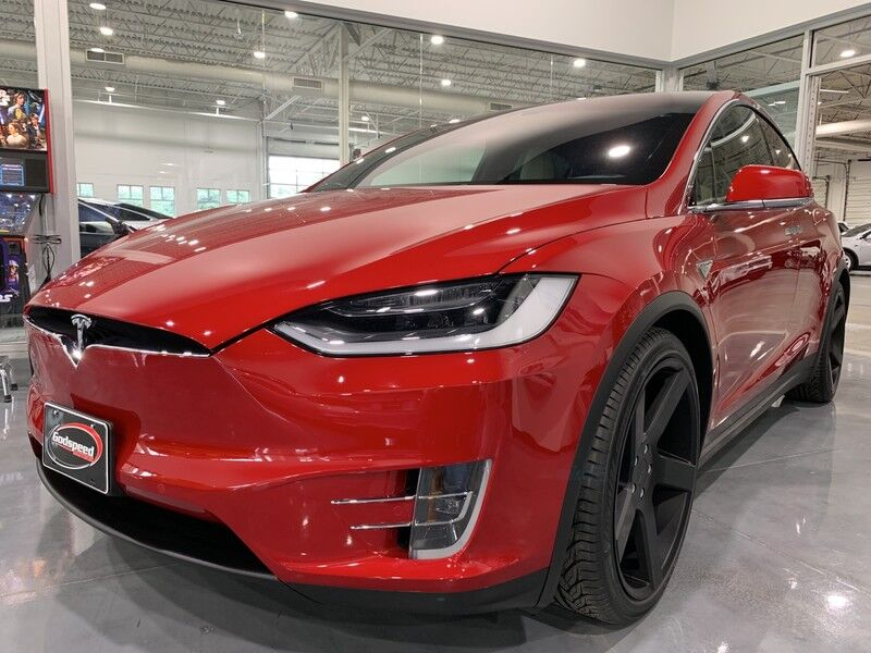 2016_Tesla_Model X 90D_AutoPilot Package_ Charlotte NC