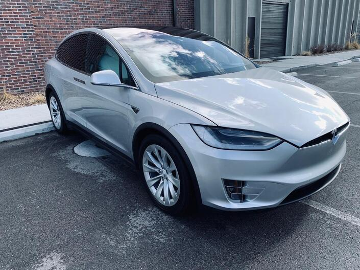 2016 Tesla Model X 90D Bountiful UT