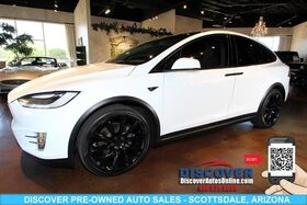 2016_Tesla_Model X_90D_ Scottsdale AZ