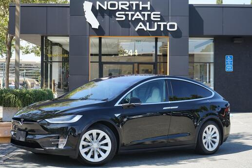 2016 Tesla Model X 90D Walnut Creek CA