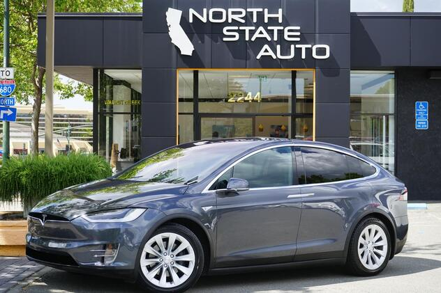 2016_Tesla_Model X_90D_ Walnut Creek CA