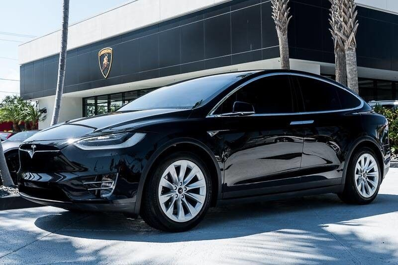 2016_Tesla_Model X_90D_ Palm Beach FL