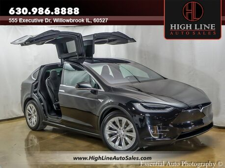 2016_Tesla_Model X_90D_ Willowbrook IL