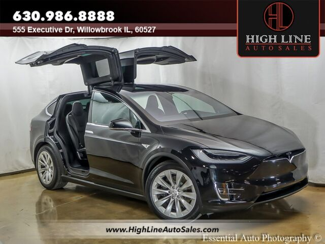 2016 Tesla Model X 90D Willowbrook IL