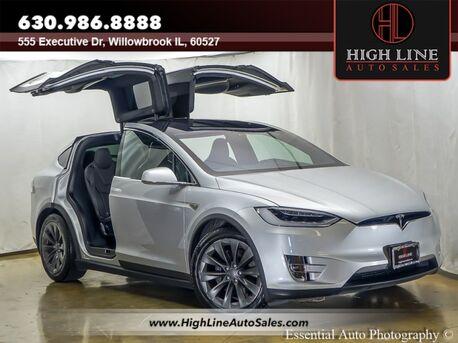 2016_Tesla_Model X_90D_ Willowbrook IL