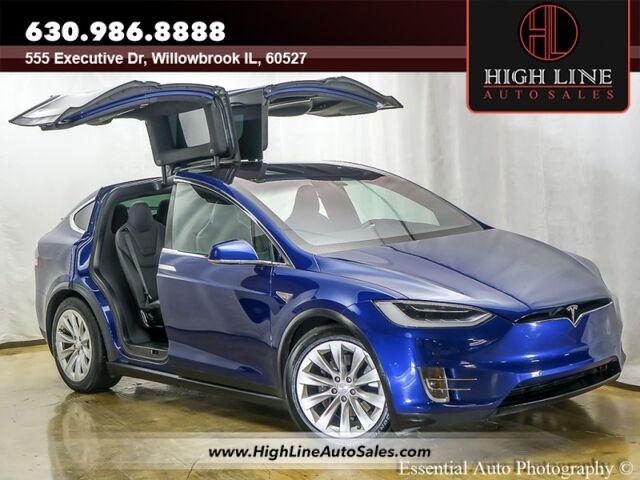 2016 Tesla Model X 90D Willowbrook IL