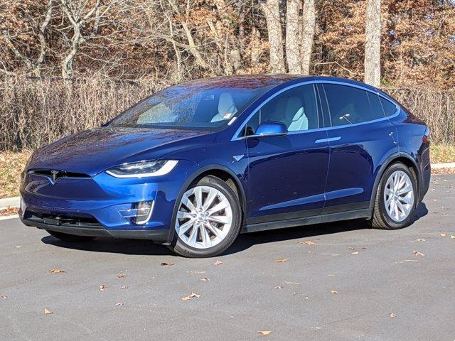 2016 TESLA MODEL X AWD 4DR 90D