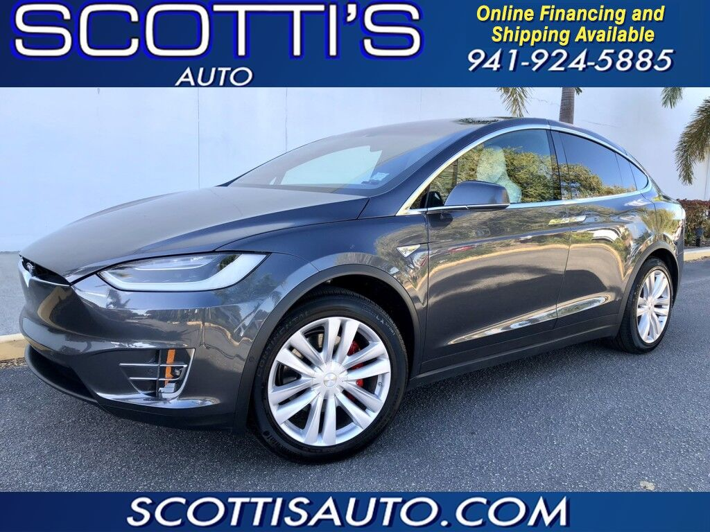 2016 Tesla Model X P90D~ 1-OWNER~ CLEAN CARFAX~ ONLY 27K MILES~AVAILABLE NOW! ~ Sarasota FL