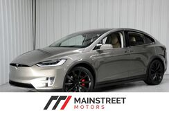2016_Tesla_Model X_P90D Ludicrous_ Dallas TX