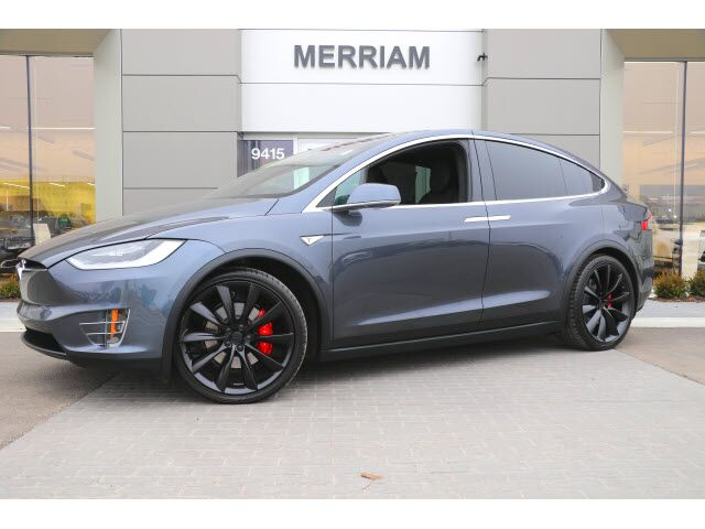 2016 Tesla Model X P90D Kansas City KS