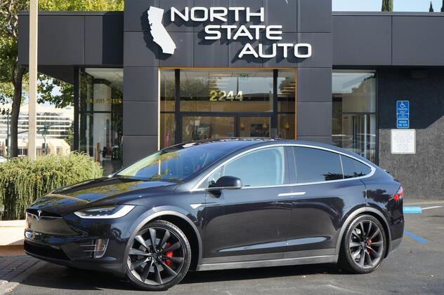 2016_Tesla_Model X_P90D_ Walnut Creek CA