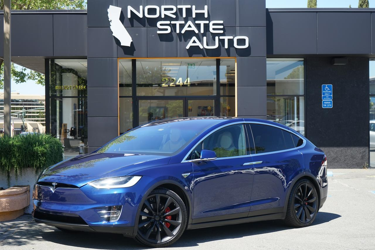 2016 Tesla Model X P90D Walnut Creek CA