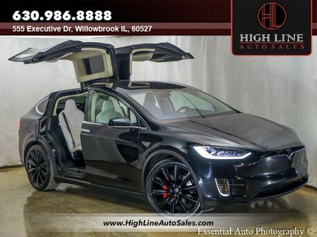 2016_Tesla_Model X_P90D_ Willowbrook IL