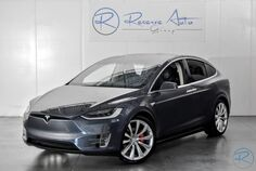 2016 Tesla Model X Signature P90D Ludicrous Speed 6 Passenger