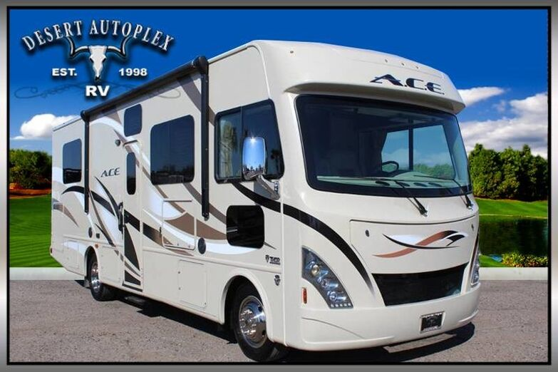 2016 Thor Ace 29.2 Single Slide Class A RV Mesa AZ