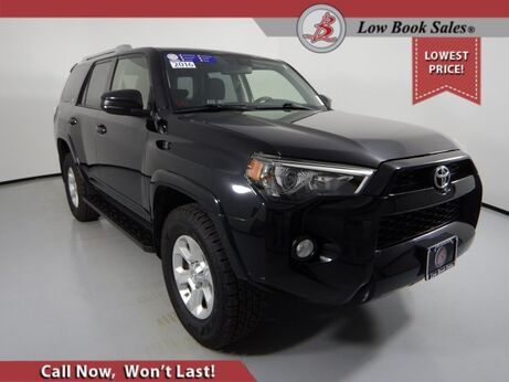 2016_Toyota_4RUNNER_SR5_ Salt Lake City UT