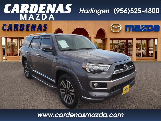 2016 Toyota 4Runner Harlingen TX