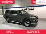 2016 Toyota 4Runner LIMITED 4WD 4dr V6 5-PASS