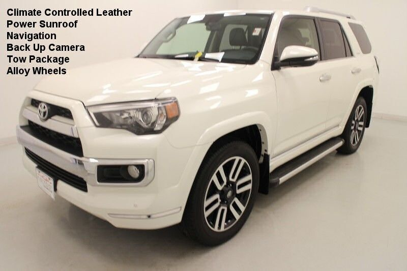 2016 Toyota 4Runner Limited 4X4 Bonner Springs KS