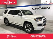 2016_Toyota_4Runner_Limited 7 Pass 4WD / One Owner / Local / Low Kms / Immaculate Condition / Upgraded Tires / Great Value_ Winnipeg MB
