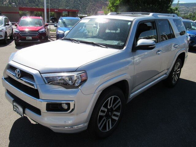 2016 Toyota 4Runner Limited Durango CO