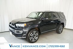 2016_Toyota_4Runner_Limited_ Eau Claire WI