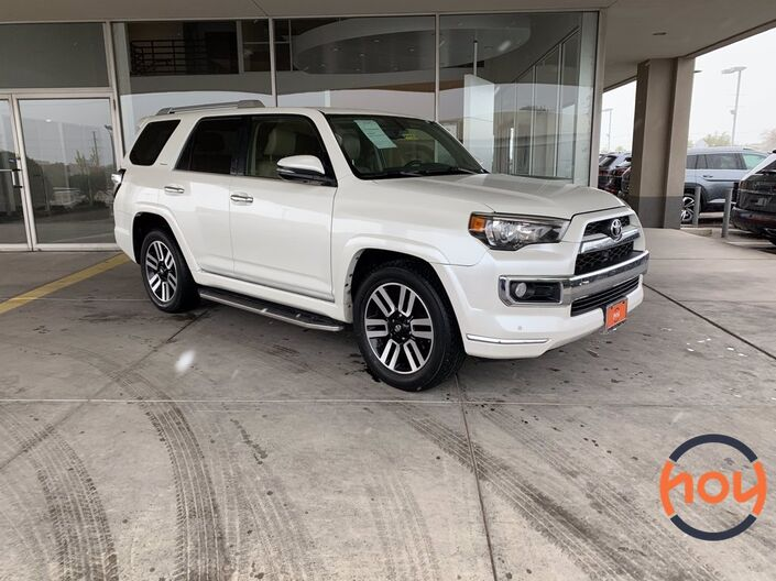 2016 Toyota 4Runner Limited El Paso TX