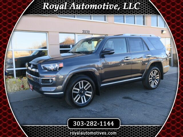 2016 Toyota 4Runner Limited Englewood CO