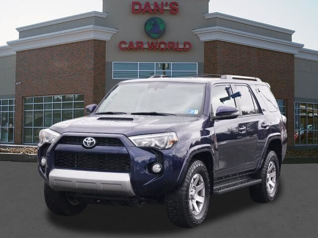 2016 Toyota 4Runner Limited Bridgeport WV