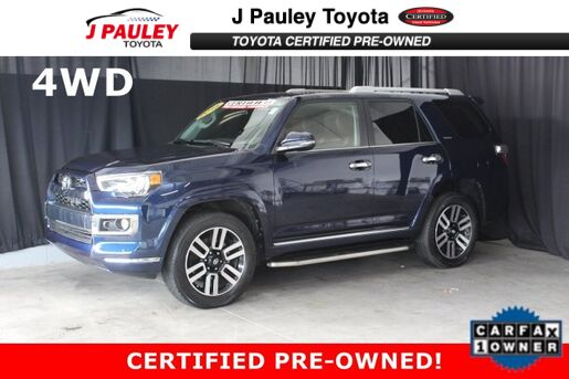2016_Toyota_4Runner_Limited_ Fort Smith AR