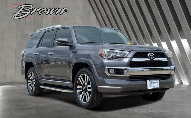 2016 Toyota 4Runner Limited Granbury TX