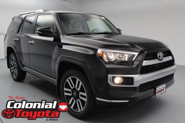 2016 Toyota 4Runner Limited Milford CT