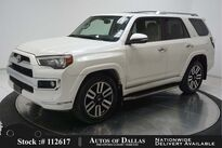 Toyota 4Runner Limited NAV,CAM,SUNROOF,CLMT STS,PARK ASST,20IN WH 2016