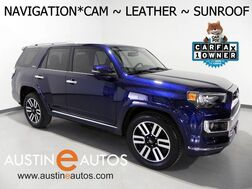 2016_Toyota_4Runner Limited_*NAVIGATION, BACKUP-CAMERA, MOONROOF, LEATHER, HEATED SEATS, JBL SURROUND SOUND, BLUETOOTH PHONE & AUDIO_ Round Rock TX
