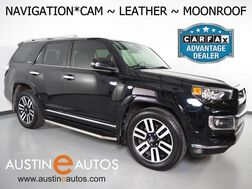 2016_Toyota_4Runner Limited_*NAVIGATION, BACKUP-CAMERA, TOUCH SCREEN, MOONROOF, LEATHER, CLIMATES SEATS, BLUETOOTH PHONE & AUDIO_ Round Rock TX