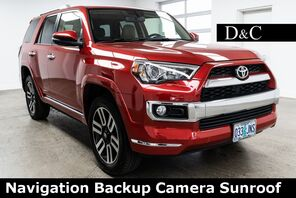 2016_Toyota_4Runner_Limited Navigation Backup Camera Sunroof_ Portland OR